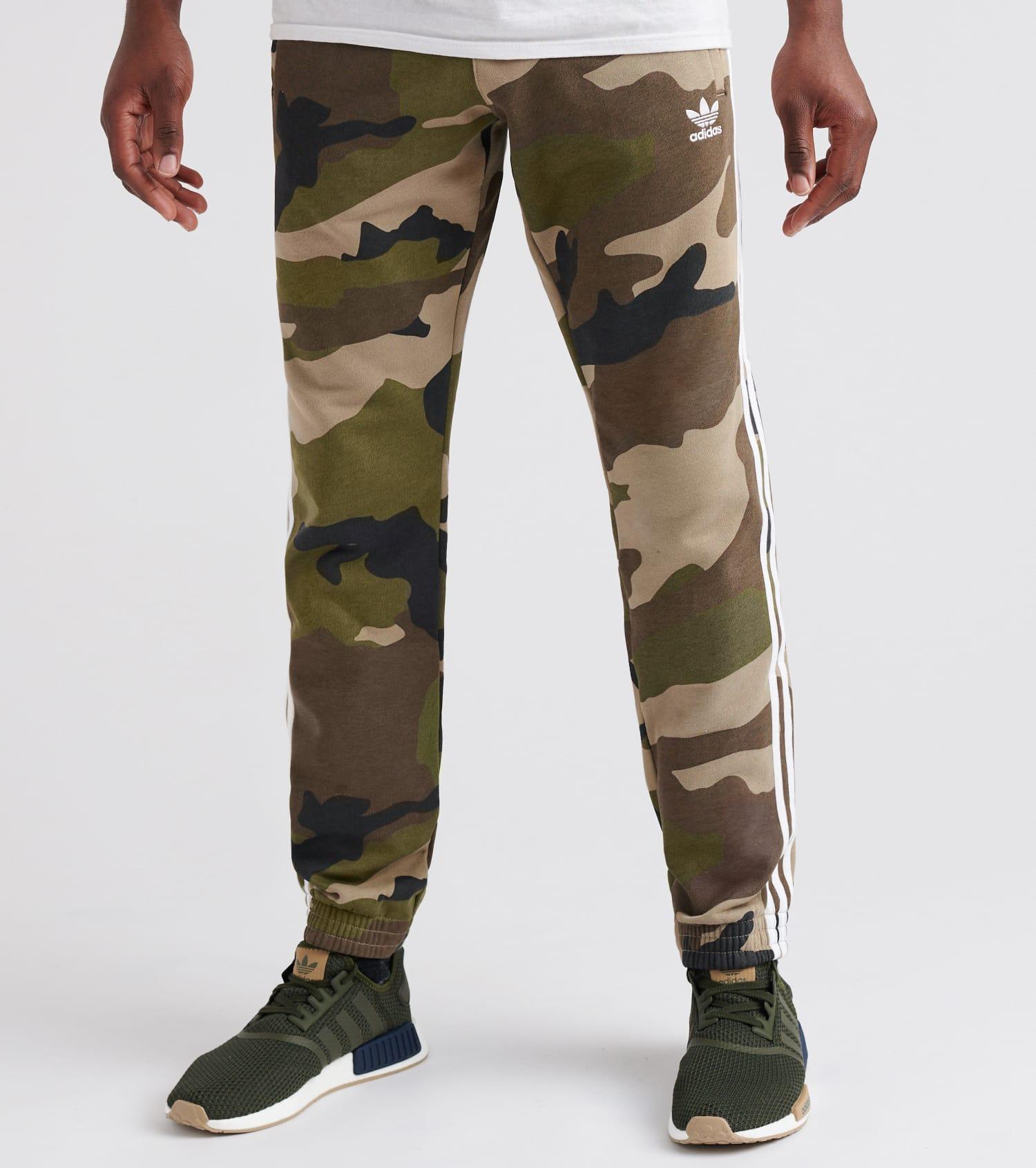 Camo Fleece Pant