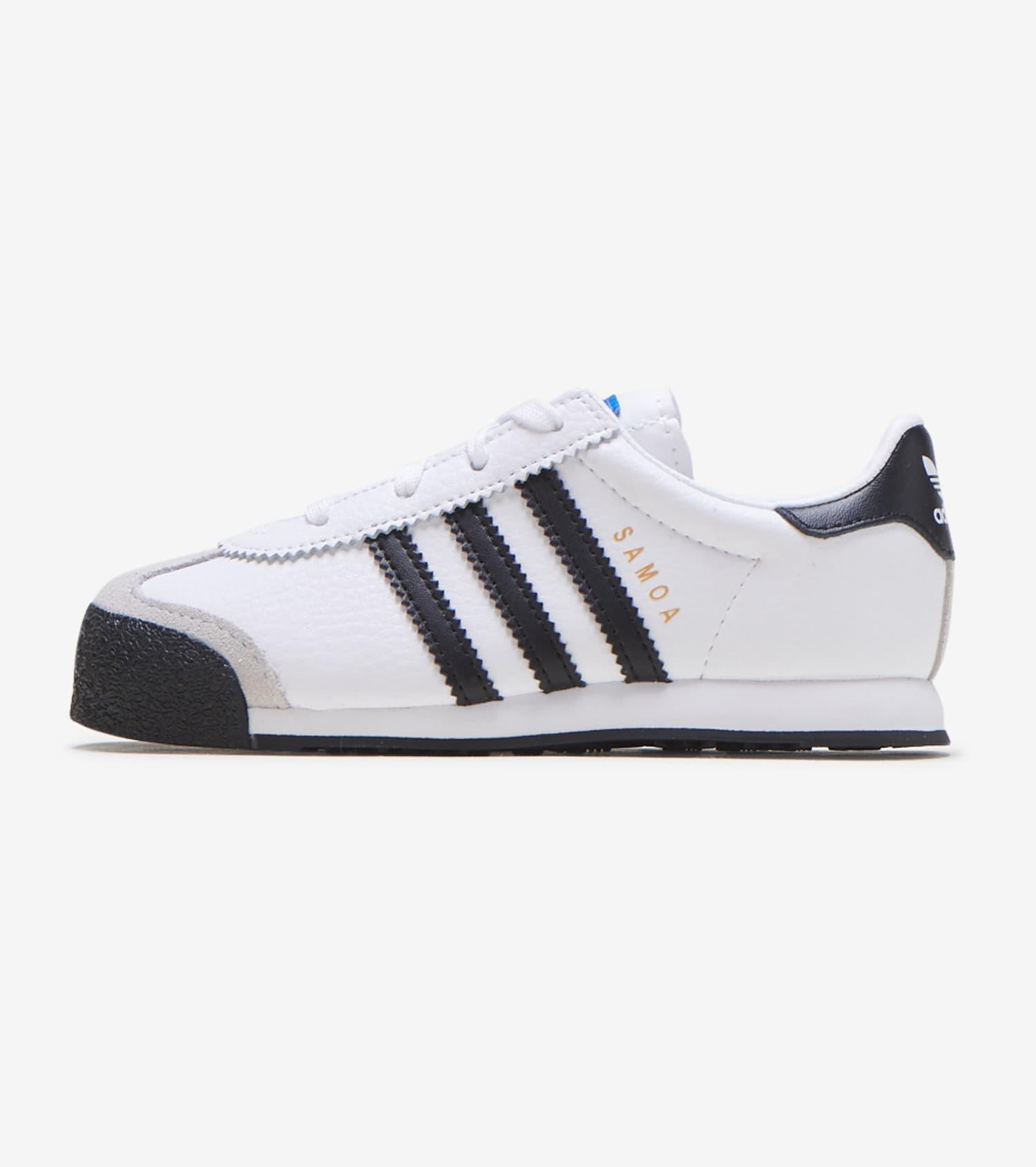Schoenen Samoa Jongens Adidas Wit Jongens Adidas Schoenen