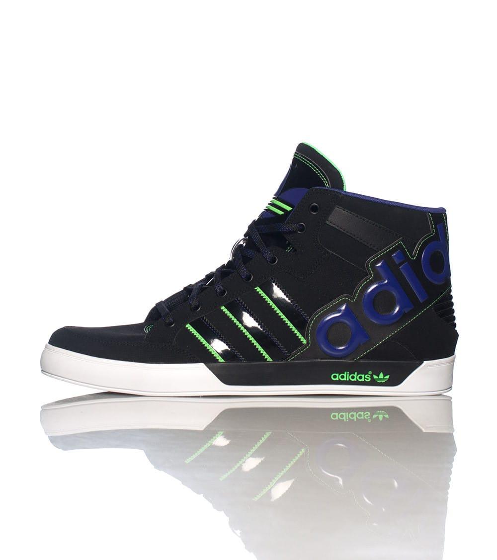 adidas Hard Court Hi Big Logo Men's Shoes