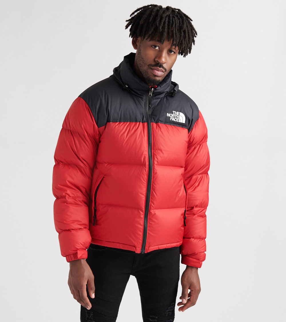 Ultramoderne The North Face 1996 Retro Nuptse Jacket (Red) - NF0A3C8D-682 LZ-41