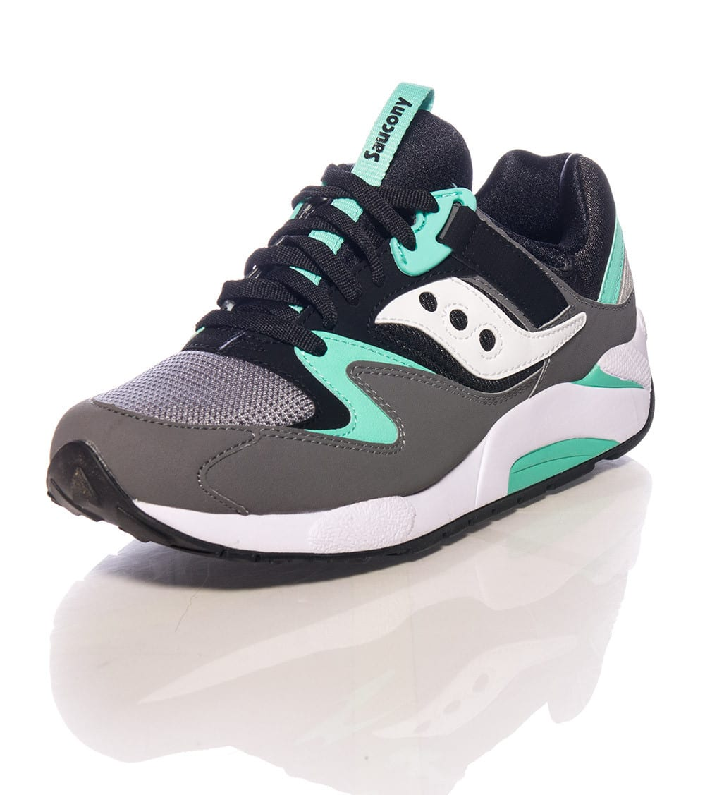 Now Available: Saucony Grid 9000 – 3 Colors | 8&9 Clothing Co.
