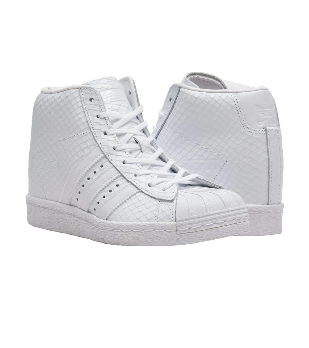 Cheap Adidas Superstar Up White S76405