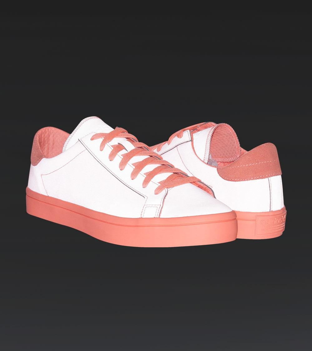adidas courtvantage sneakers