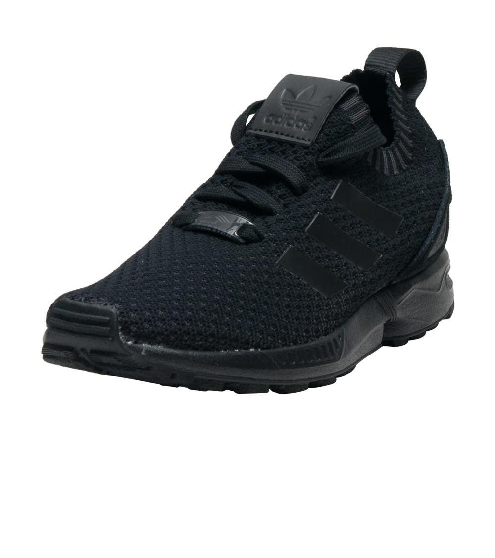 adidas noir et or zx flux