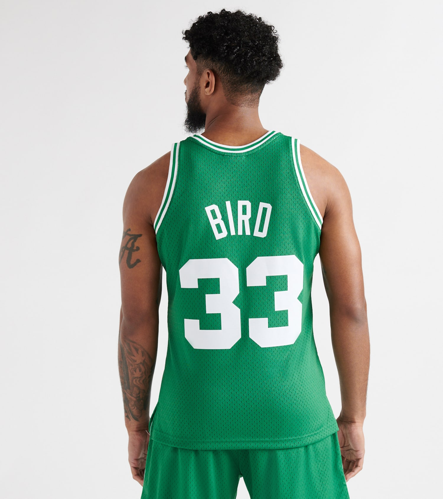 online store 966db eb299 Celtics Larry Bird Swingman Jersey