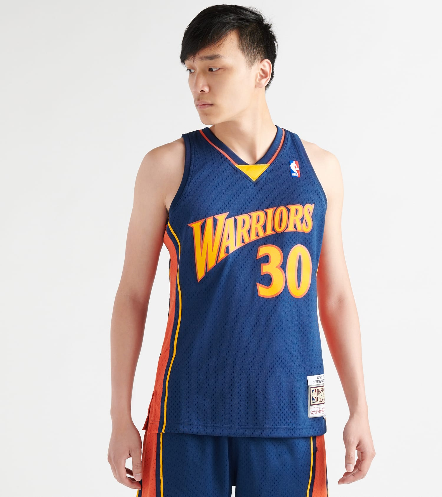 official photos 3357e 7cb4f Steph Curry Warriors Swingman Jersey