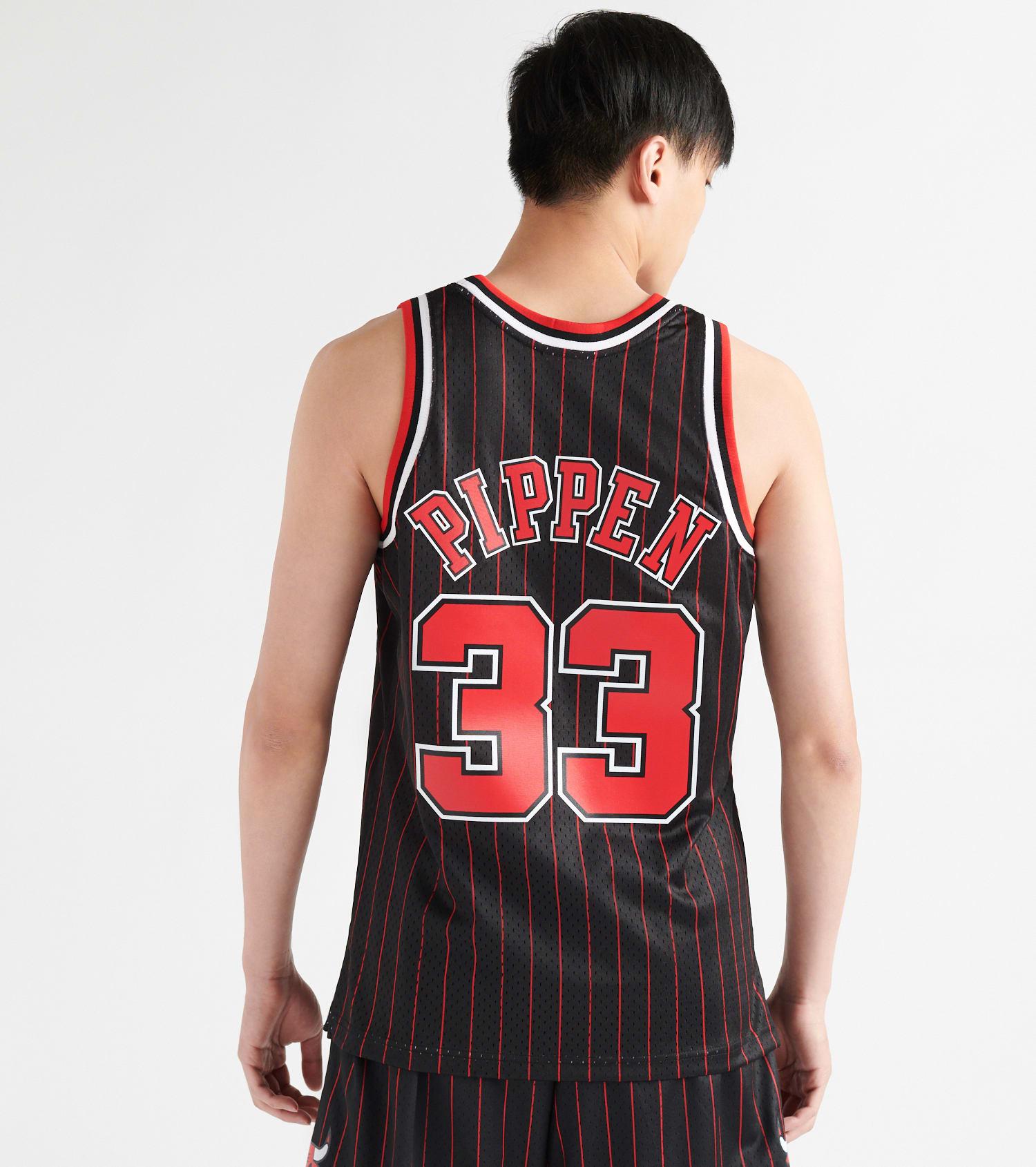 premium selection 06152 65dc9 Scottie Pippen Bulls Swingman Jersey