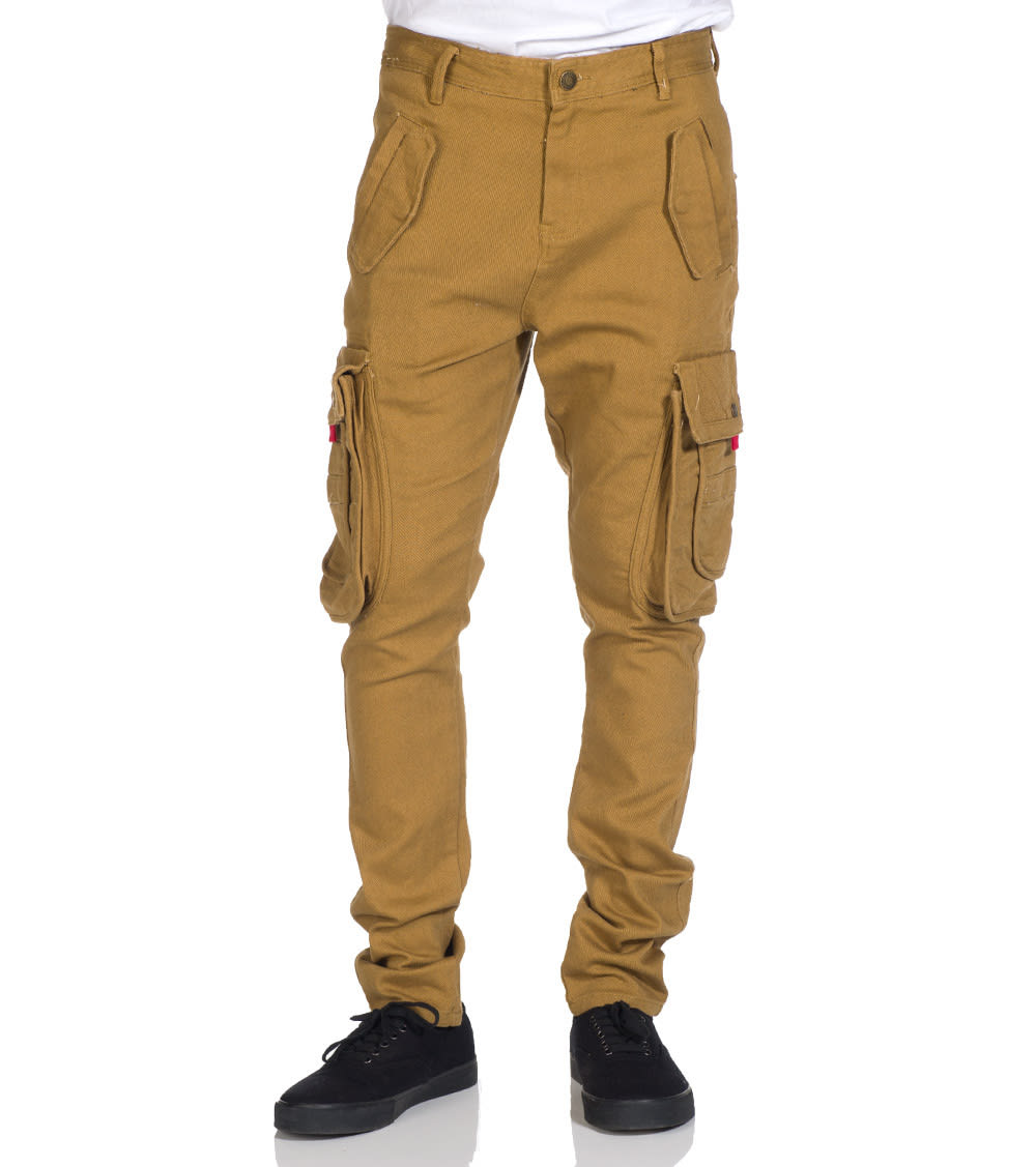 footwear good out x wide selection of colors TWILL OVERSIZE CARGO PANTS