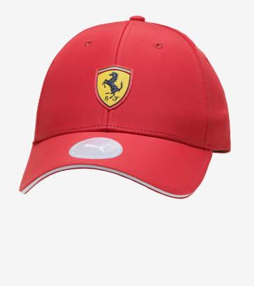 27b259ec777 Puma Ferrari Emblem Cap