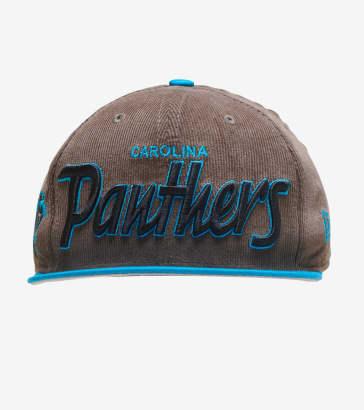 b52356f2292 New Era Carolina Panthers Corduroy 9FIFTY Hat