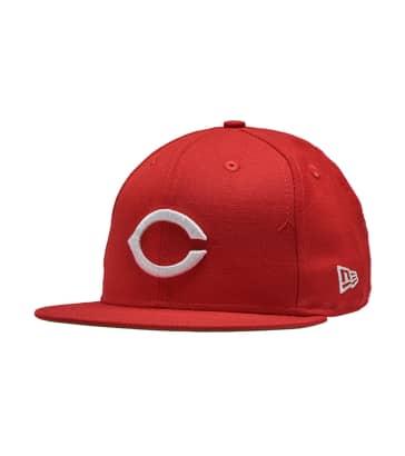 606f4f16773 New Era Reds World Series Pin 59FIFTY Hat
