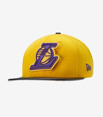 New Era Lakers FOE Patch Snapback fc1d3019a4bf