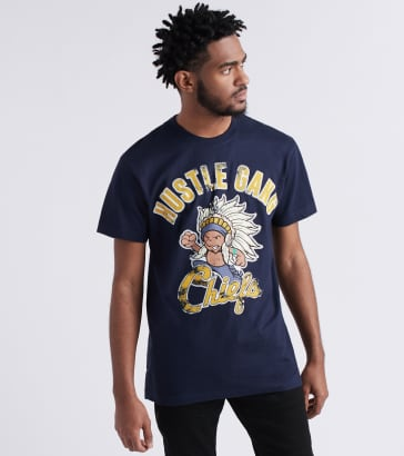 d87d47ce2d Hustle Gang Running Chief Tee