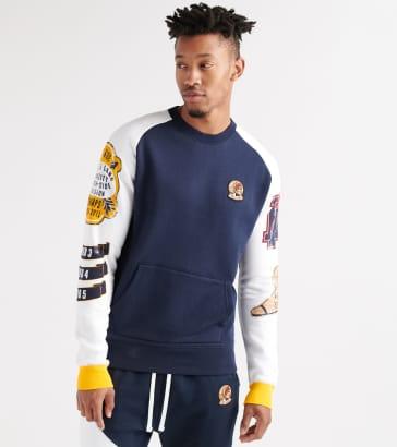 6aa6fba3e Hustle Gang Accolades Crew Sweatshirt