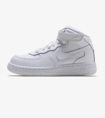 7c8267218a17f Nike AIR FORCE ONE MID SNEAKER-INFANT TODDLER