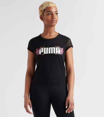 b63fab7717b2 Puma Flourish XTG Fashion Tee