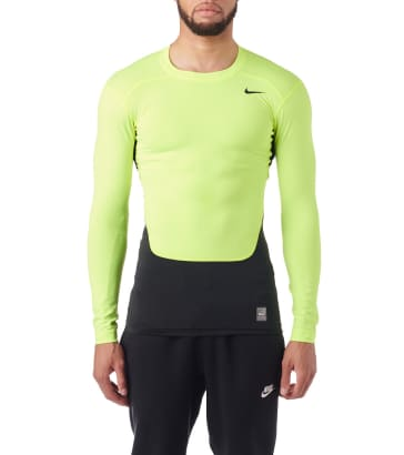 ed8c41ed829 Nike Hyperwarm Compression Long Sleeve Crew