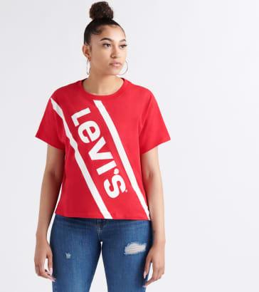 d64dc9e3b23 Levis Bold Sloped Logo Tee