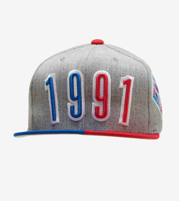 f149129831f62 Mitchell and Ness All-Star Game  91 Ticket Hat