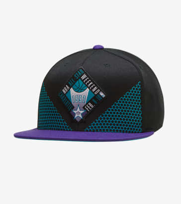bcd005a2ad6 Mitchell and Ness 1991 Charlotte NBA All-Star Weekend Hat