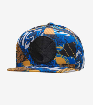 Mitchell and Ness Golden State Warriors Paysage Hat 2e990b2ad4a