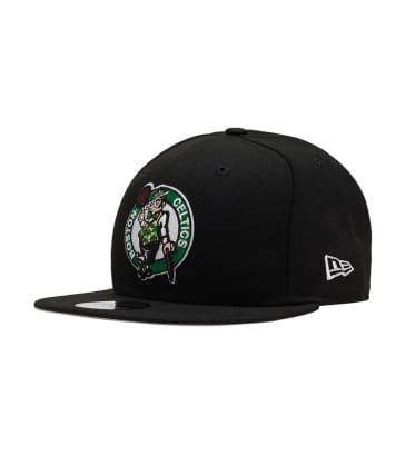 7a362d3e8bb7 New Era Boston Celtics 9FIFTY Snapback Hat