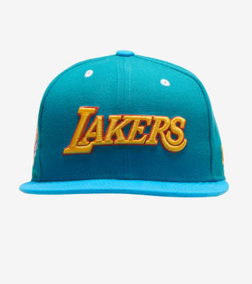 hot sales 65f27 11231 New Era Los Angeles Lakers 9FIFTY Snapback