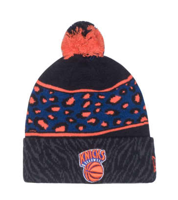 9aa570144d9 NEW ERA NEW YORK KNICKS NBA WINTER BEANIE