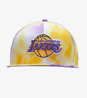 2dbcef31852 New Era Lakers Disturbance 9FIFTY Snapback