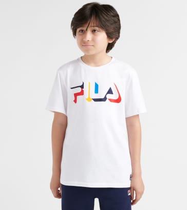 5e21363d7597 FILA Shadow Logo Tee