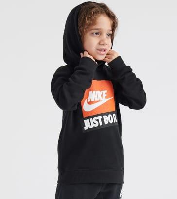 c8ef7fe86ff5bc Nike Boys 4-7 JDI Bumper Sticker Icon Fleece