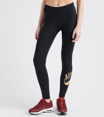 ddec00c9a09ea Nike Metallic GX Legging