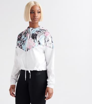 Nike Hyper Femme Crop Jacket a93abf367