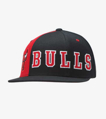 Mitchell and Ness Chicago Bulls Snapback 4a61370c5c47