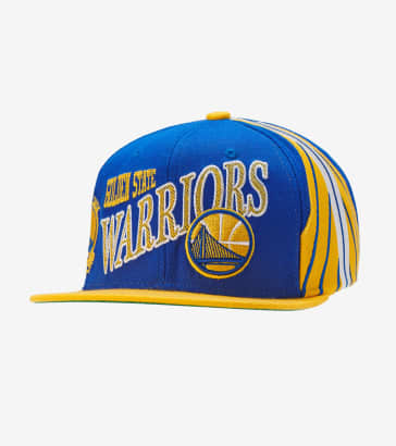 f4c78c6c9e4 Mitchell and Ness Golden State Warriors Snapback