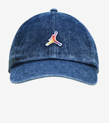 new product 2bf0e 9682f Jordan H86 Denim Wash Cap