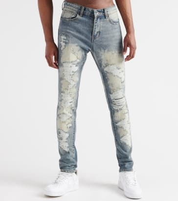 dcff5dd5f1 Crysp Haring Ripped Jeans