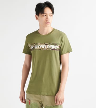 08efcf864ea5 G-Star Graphic 7 SS Tee