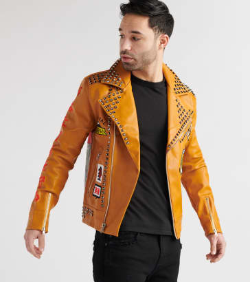 50f007a8c5ad Black Pyramid Japan Heritage Moto Jacket