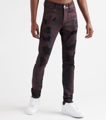 a4bc1871 Embellish Swinger Ripped Denim Jeans