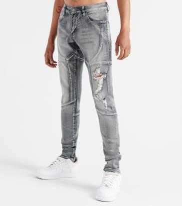 16fcf4fd Embellish Boris Ripped Denim Jeans
