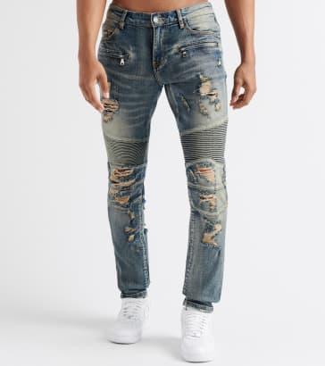 Embellish Hughes Biker Jeans 0d625c8ec