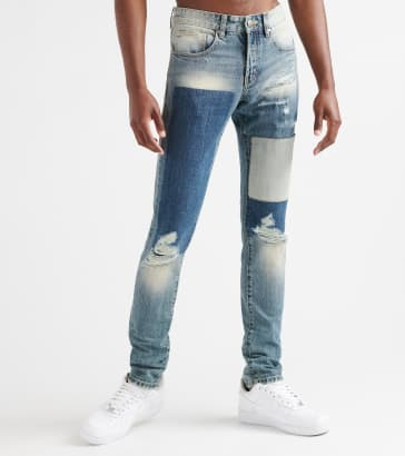 66300a6330f Embellish Susi Ripped Denim Jeans