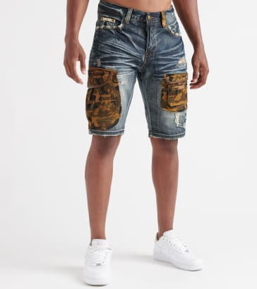 1d3af24df12 Heritage Camo Cargo Non-Stretch Shorts