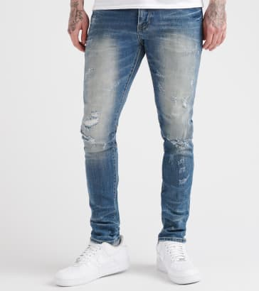7a41b6c2aa95 Decibel Slim Vintage RNR Jeans