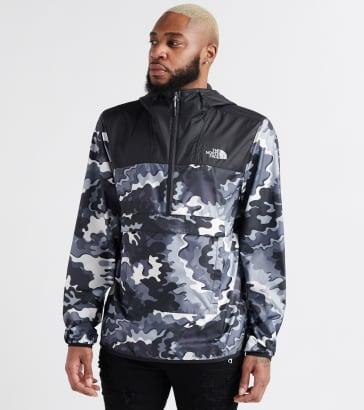 fdd18620f3e029 The North Face Novelty Fanorak Jacket