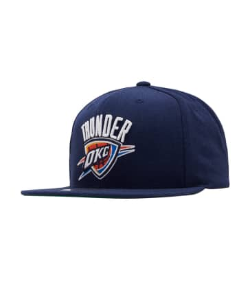 super popular 78179 72e8e Mitchell and Ness Thunder Snapback