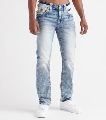 642c7b325 Rock Revival Scotty ALT Straight Jeans