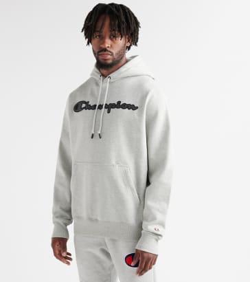 adce7e7b3d9 Champion Super Fleece Pullover Hoodie