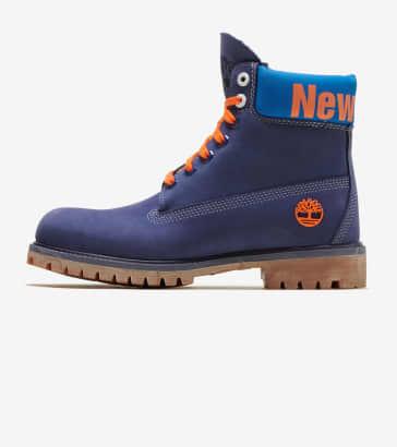 Timberland 6 Inch Premium Boot New York Knicks 8e7cf5ffb5b9